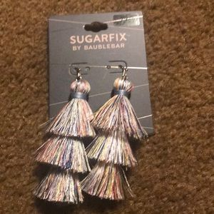 Tassel earrings from Sugarfix by Baublebar